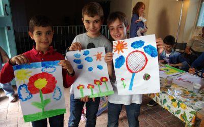 Giornata Nazionale delle Famiglie al Museo 2014 - A caccia di colori