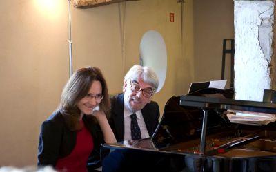 concerto  Danze, danze…ancora danze  Giuseppe Fricelli e Daria Aleshina Duo pianistico