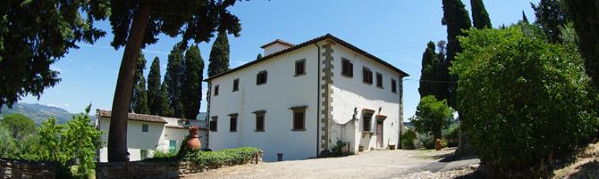 Villa le Coste