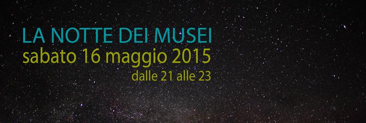 16 maggio 2015, promosso dalla Regione Toscana - Amico Museo